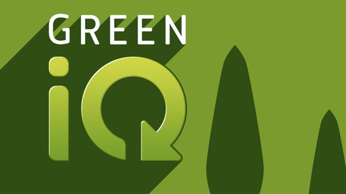 Green iQ - going green the smart way